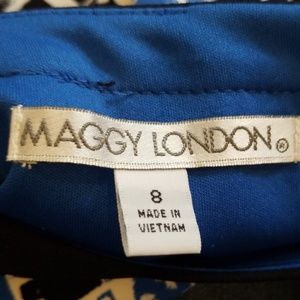 Maggy London Dresses - Maggy London dress with belt and pockets